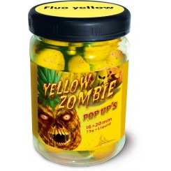 Yellow Zombie Neon Pop Up