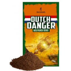 Dutch Danger Wild Black River 1000 g