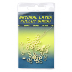 Natural Latex Pellet Bands Micro
