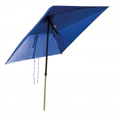 Squared pvc bait umbrella