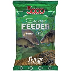 3000 Super Feeder Big Fish 1000g