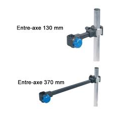 Rive support arm 370mm D36